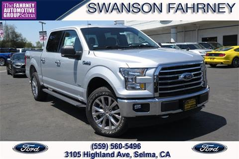 2017 Ford F-150 for sale in Selma, CA