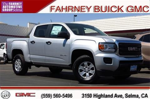 2018 GMC Canyon for sale in Selma, CA