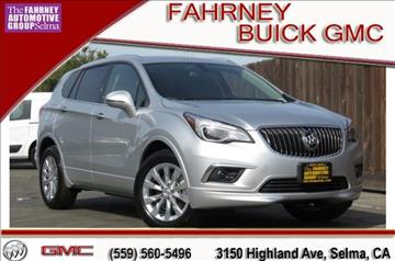 2017 Buick Envision for sale in Selma, CA