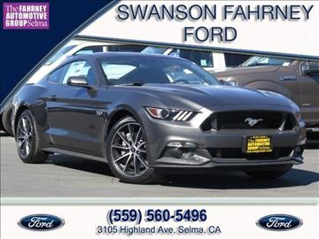 2017 Ford Mustang for sale in Selma, CA