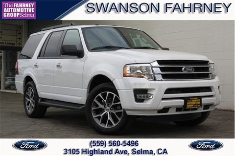 2017 Ford Expedition for sale in Selma, CA