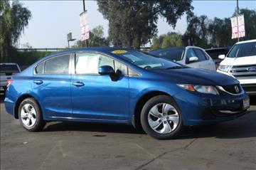 2013 Honda Civic for sale in Selma, CA