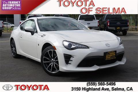 2017 Toyota 86 for sale in Selma, CA