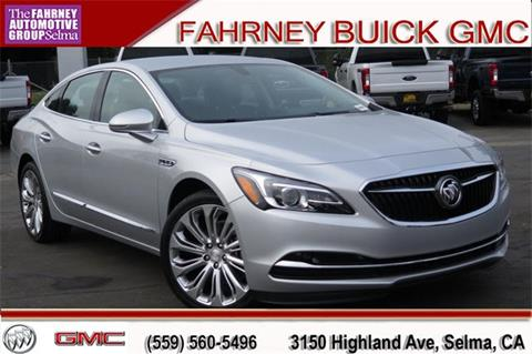 2017 Buick LaCrosse for sale in Selma, CA