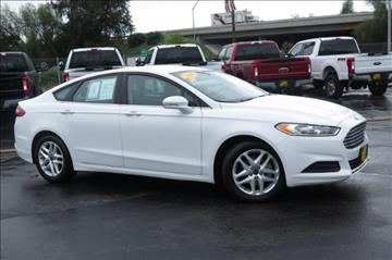 2016 Ford Fusion for sale in Selma, CA