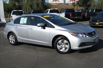 2015 Honda Civic for sale in Selma, CA