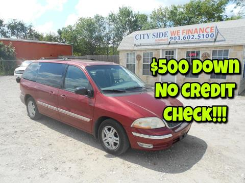 2002 Ford Windstar for sale in Corsicana, TX