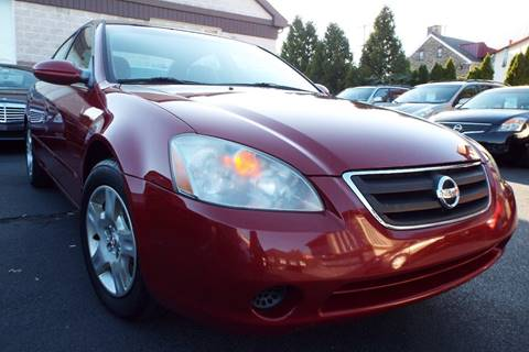 2003 Nissan Altima for sale in Wyncote, PA