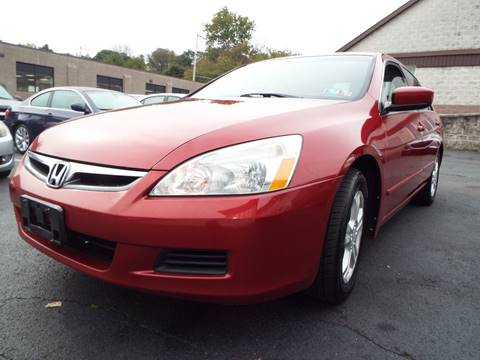 2007 Honda Accord for sale in Wyncote, PA
