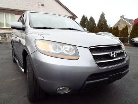 2007 Hyundai Santa Fe for sale in Wyncote, PA