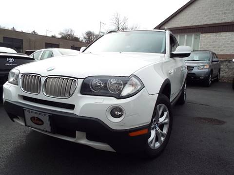 2010 BMW X3 for sale in Wyncote, PA