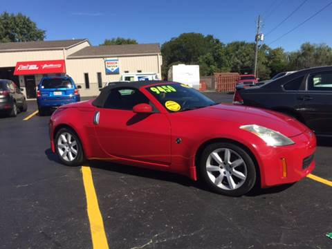 2005 Nissan 350Z for sale in Indianapolis, IN