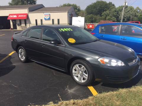 2012 Chevrolet Impala for sale in Indianapolis IN