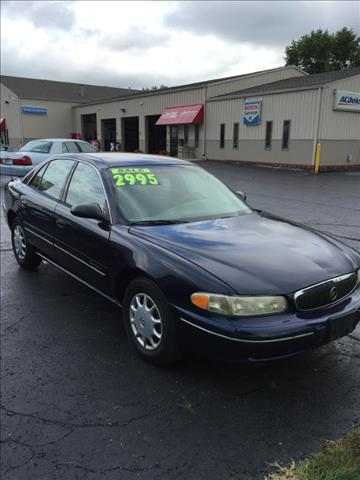2001 Buick Century for sale in Indianapolis, IN