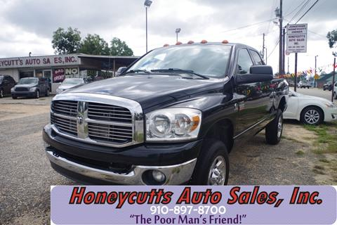 2008 Dodge Ram Pickup 2500 for sale in Coats, NC