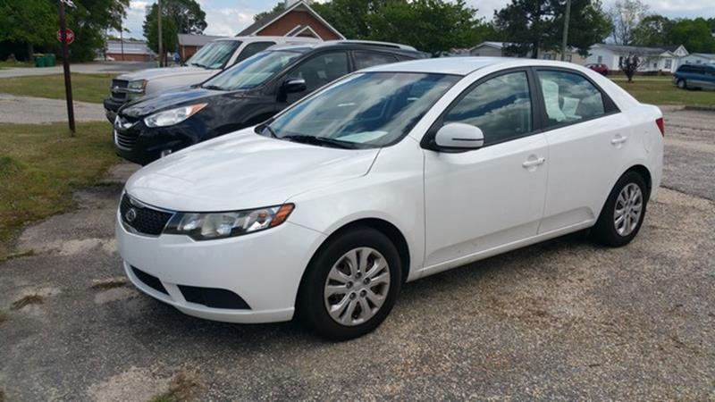 2013 Kia Forte For Sale At Honeycuttu0027s Auto Sales, Inc. In Coats NC