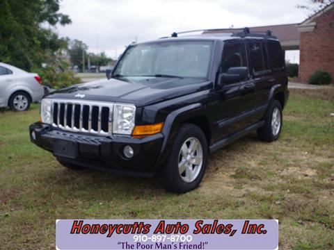 2007 Jeep Commander for sale in Erwin, NC