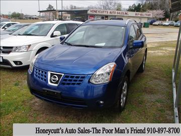2010 Nissan Rogue for sale at Honeycutt's Auto Sales, Inc. in Coats NC