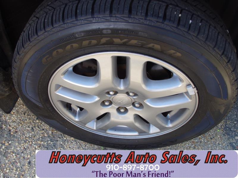 2008 Subaru Forester for sale at Honeycutt's Auto Sales, Inc. in Coats NC