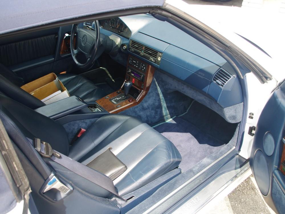 1995 Mercedes-Benz SL-Class for sale at Honeycutt's Auto Sales, Inc. in Coats NC