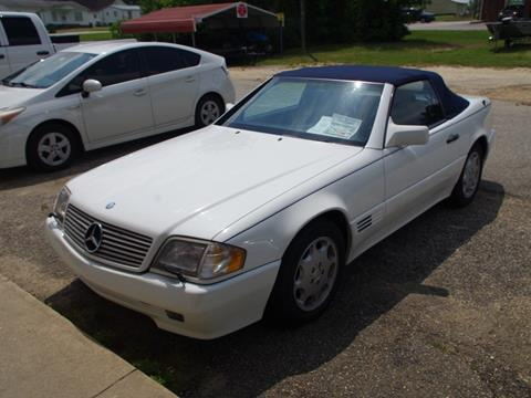 1995 Mercedes-Benz SL-Class for sale in Coats, NC