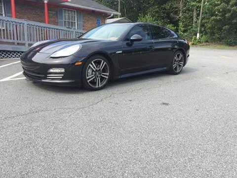 2012 Porsche Panamera for sale at Auto Source  LLC in Acworth GA