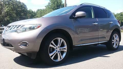 2009 Nissan Murano for sale at Auto Source  LLC in Acworth GA
