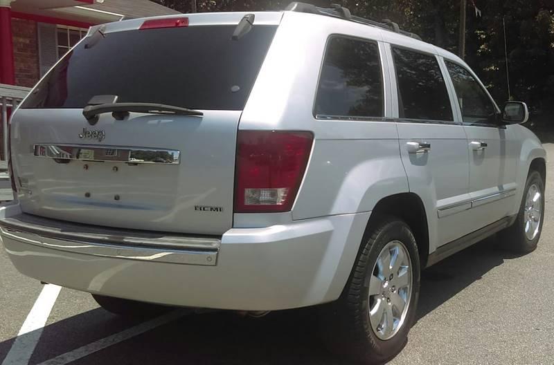 2010 Jeep Grand Cherokee for sale at Auto Source  LLC in Acworth GA