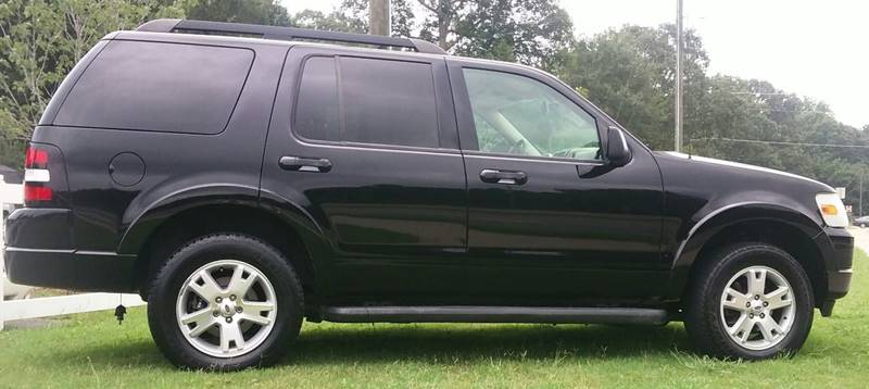 2010 Ford Explorer for sale at Auto Source  LLC in Acworth GA