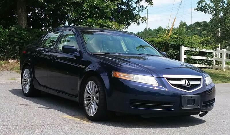 2006 Acura TL for sale at Auto Source  LLC in Acworth GA