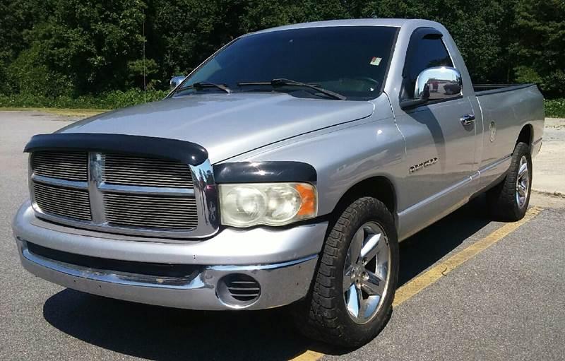 2005 Dodge Ram Pickup 1500 for sale at Auto Source  LLC in Acworth GA