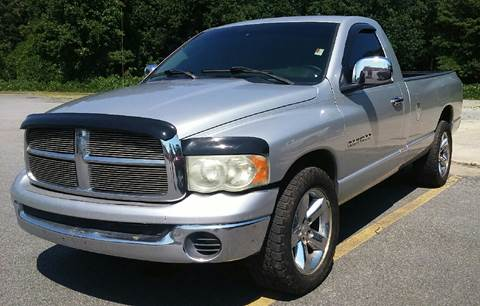 2005 Dodge Ram Pickup 1500 for sale at Auto Source  LLC in Acworth GA