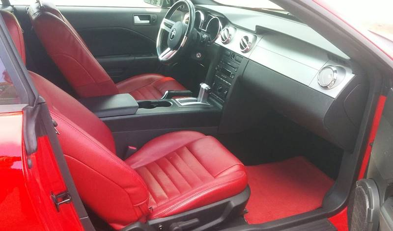 2006 Ford Mustang for sale at Auto Source  LLC in Acworth GA
