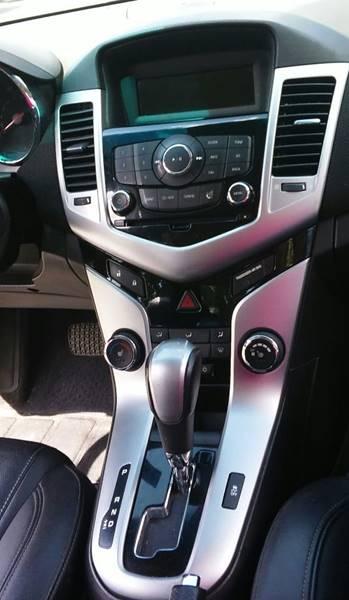 2011 Chevrolet Cruze for sale at Auto Source  LLC in Acworth GA
