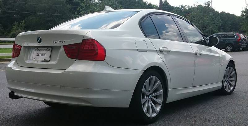 2011 BMW 3 Series for sale at Auto Source  LLC in Acworth GA