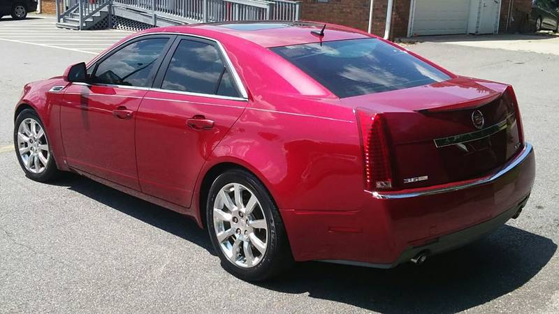 2008 Cadillac CTS for sale at Auto Source  LLC in Acworth GA
