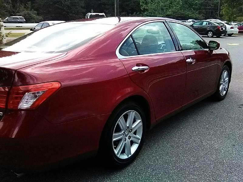 2009 Lexus ES 350 for sale at Auto Source  LLC in Acworth GA