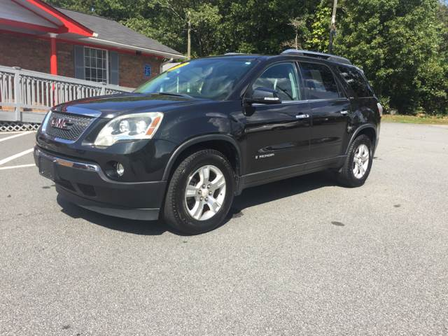 2008 GMC Acadia for sale at Auto Source  LLC in Acworth GA