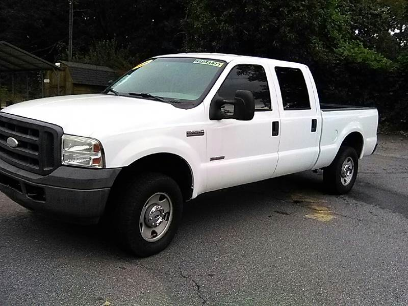 2006 Ford F-250 Super Duty for sale at Auto Source  LLC in Acworth GA