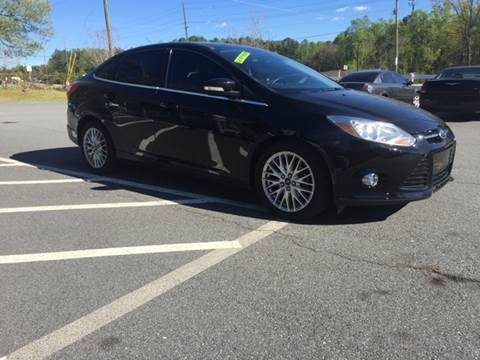 2012 Ford Focus for sale in Acworth, GA