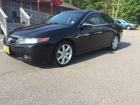 2004 Acura TSX for sale in Acworth, GA