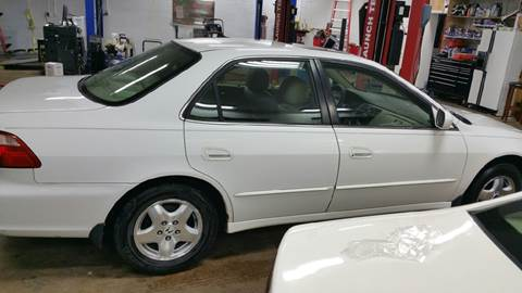 1999 Honda Accord for sale at 7 Sky Auto Repair and Sales in Stafford VA