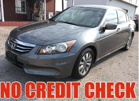 2011 Honda Accord for sale in Decatur, TX