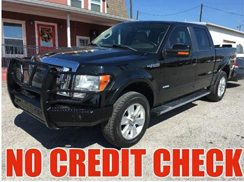 2011 Ford F-150 for sale in Decatur, TX