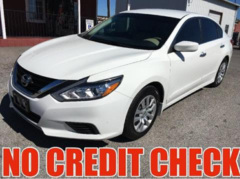 2016 Nissan Altima for sale in Decatur, TX