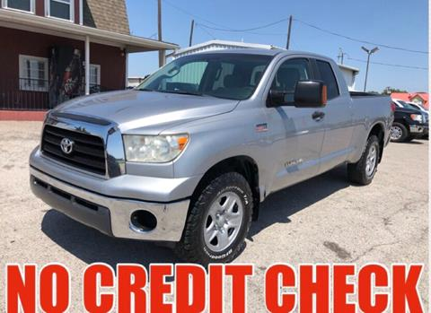 2007 Toyota Tundra for sale at Decatur 107 S Hwy 287 in Decatur TX