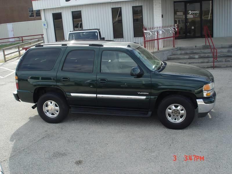 2004 GMC Yukon SLE 4dr SUV - Decatur TX