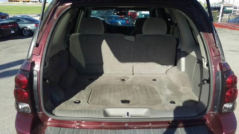 2007 Chevrolet TrailBlazer LS 4dr SUV - Decatur TX