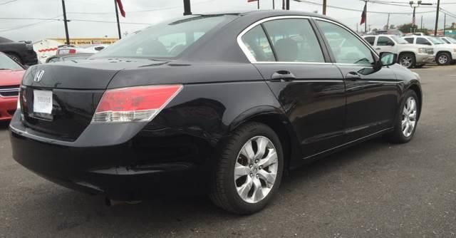 2008 Honda Accord EX 4dr Sedan 5A - Decatur TX