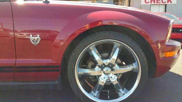 2009 Ford Mustang V6 Premium 2dr Coupe - Decatur TX